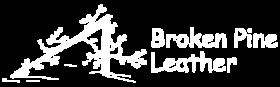 Broken Pine Leather logo