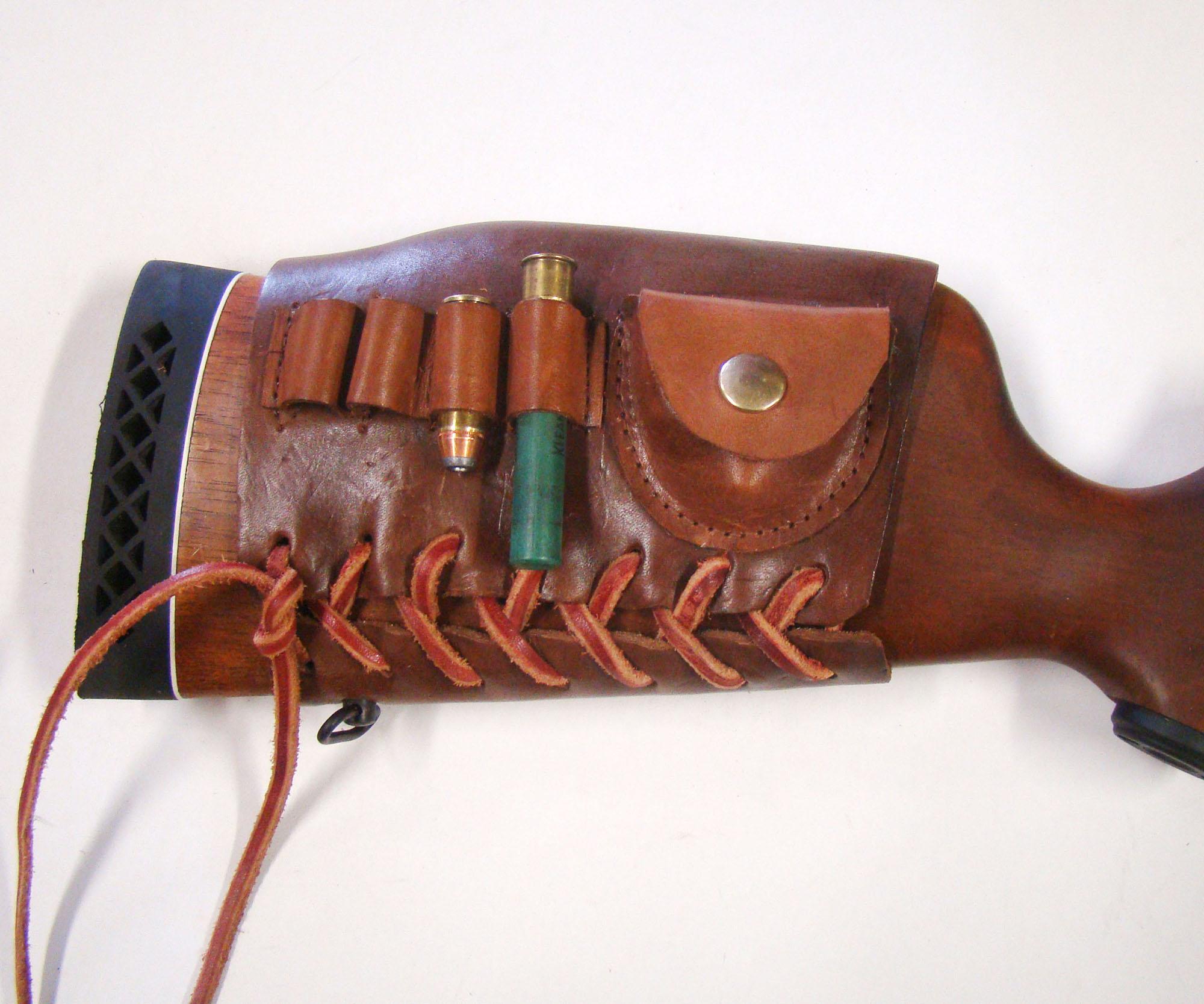 Gunstock holster image