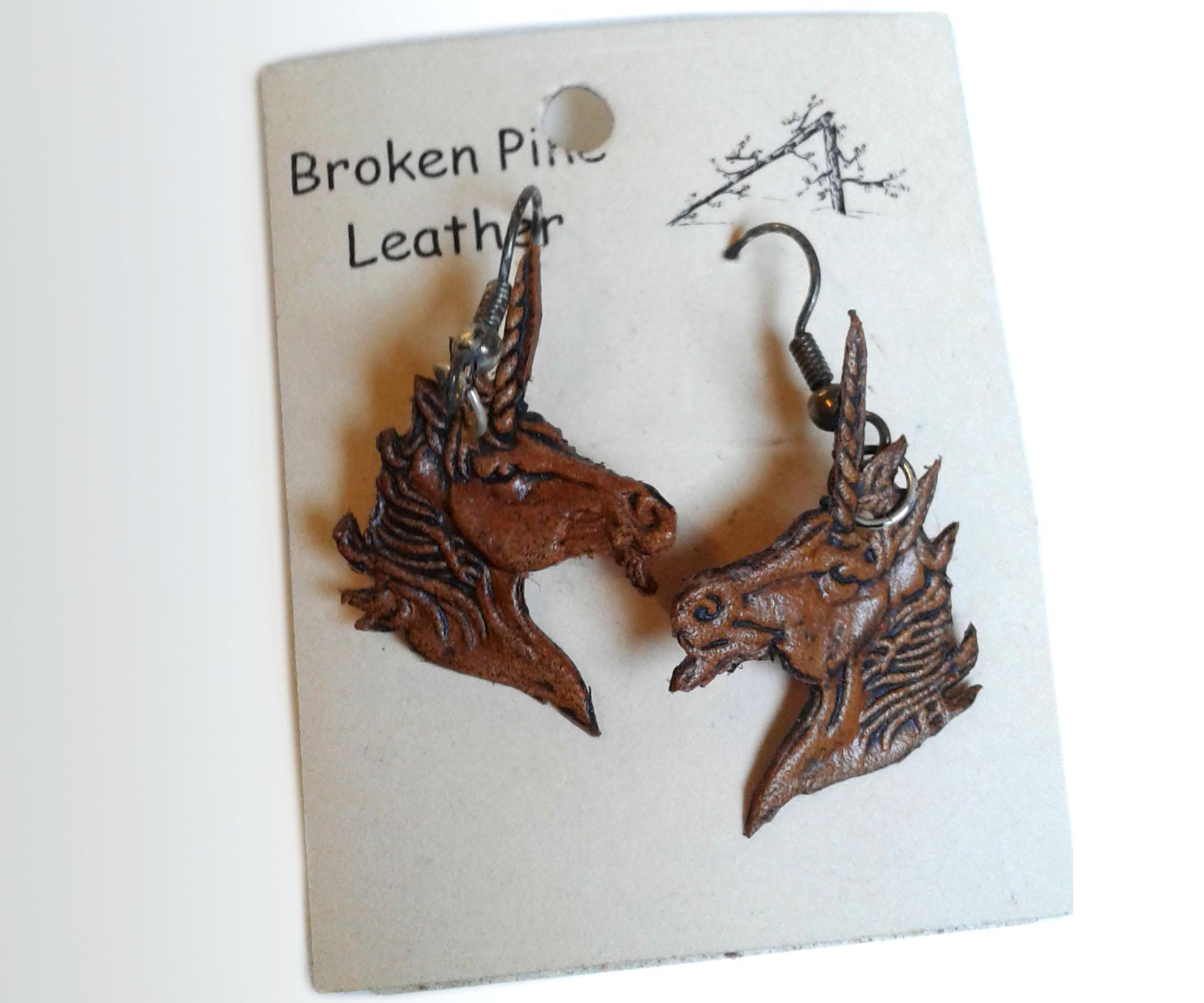 unicorn earings image